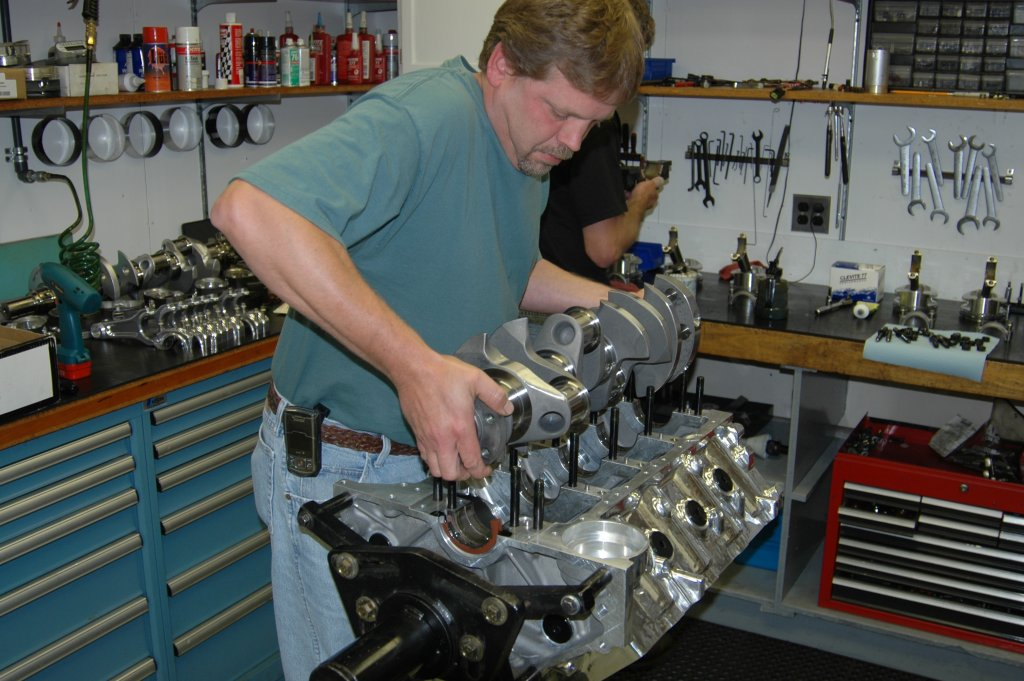 A look at the 2010 engine building market, and where things are headed.