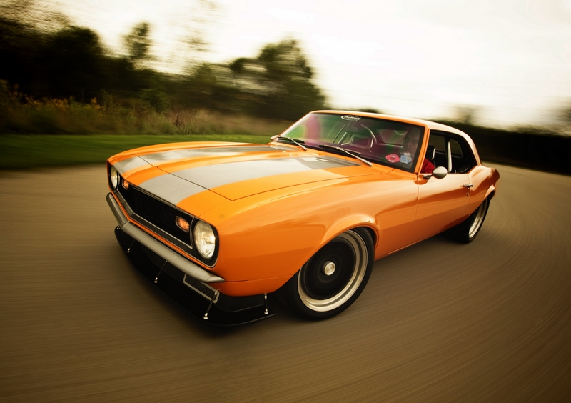 Making the most of the 2011 muscle car market.