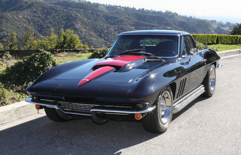Rocker's classic '66 to be auctioned in March.