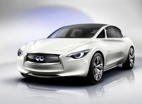 Infiniti's potential challenger in the sport compact market.