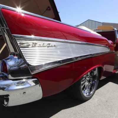 The 29th Lone Star Classic Chevy Convention, billed as the biggest Tri-Five Chevy show in Texas, will take place this weekend in Irving, Texas.