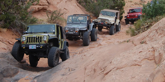 Where is Offroad Headed?