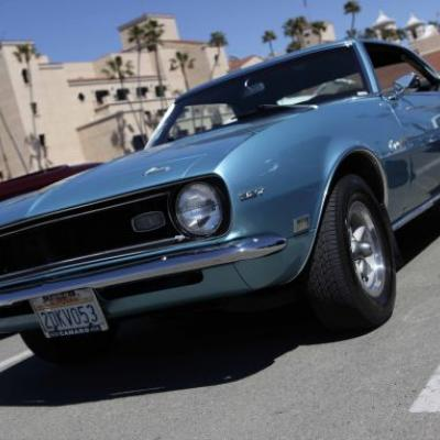 The 23rd Annual Ontario Camaro Nationals takes place Friday, Saturday and Sunday in Oshawa, Ontario, Canada.