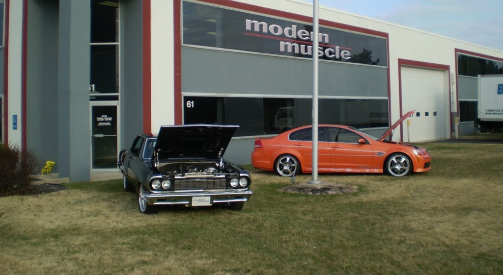 Modern Muscle offers an engineer's mindset to turnkey performance.