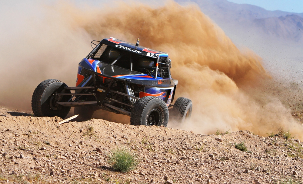 On-course with one of the country's premier off-road builders.