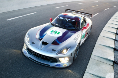 Return of the snake includes two-car team in American Le Mans Series.