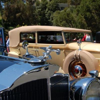 The Greystone Mansion Concours d'Elegance is one of the events being held this weekend.