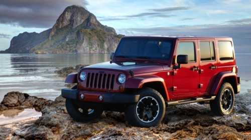 Jeep's newest limited-edition model joins other popular offerings.