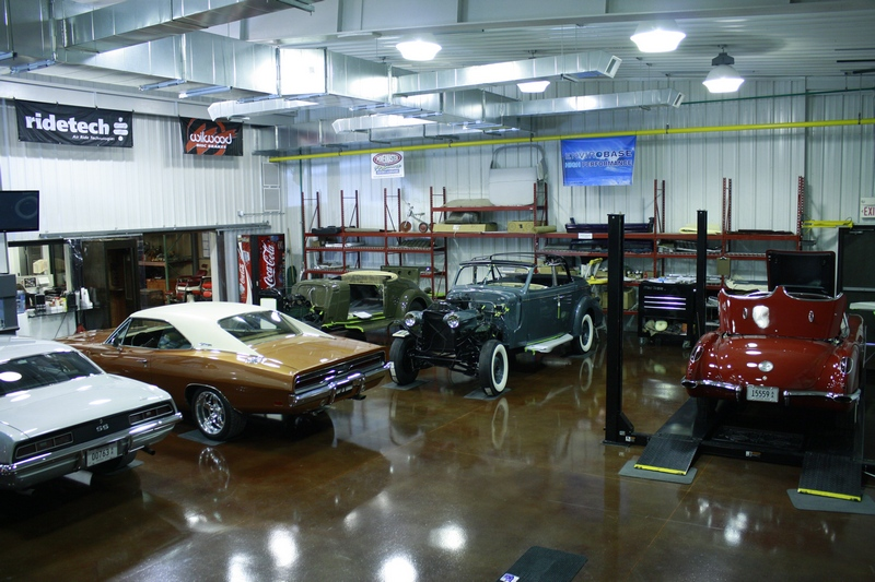 There's no job too big or too small when it comes to restoring old cars & classics.