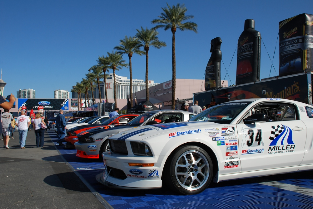 Concept chosen for First-Ever SEMA Mustang Build Powered by Women.