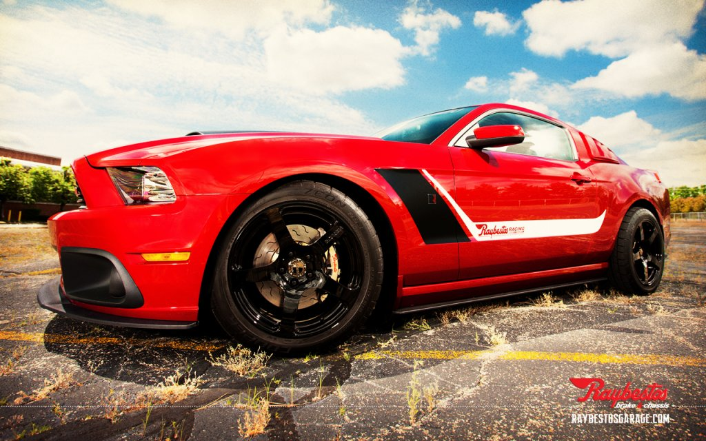 Powerful ROUSH creation being given away in sweepstakes.