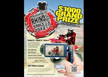 Rhno Linings contest