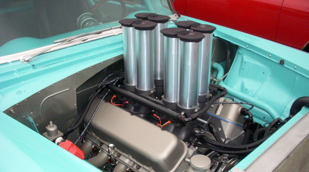 Why the future is now for electronic fuel injection.