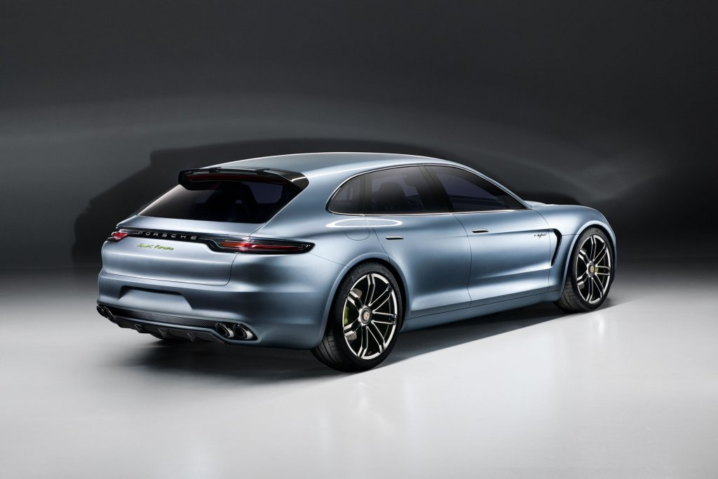 The next-generation hybrid harbors Porsche performance.