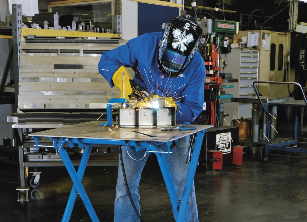 Professional shop tools & equipment maximize efficiency and maintain quality.