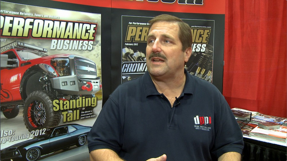 President and founder of Diesel Performance Parts Inc.