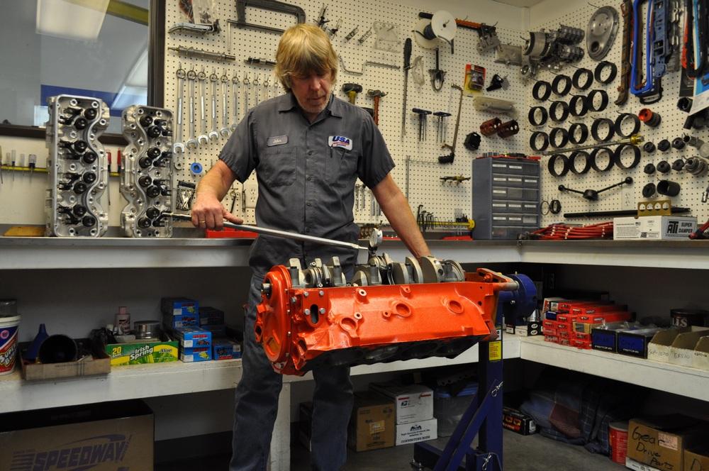 Denver-based USA Performance Engines builds a nationwide reputation.