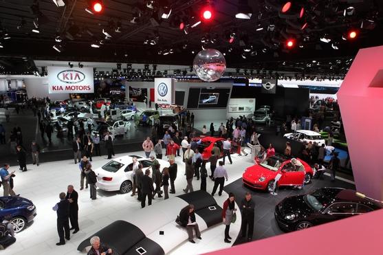 North American Auto Show 2012