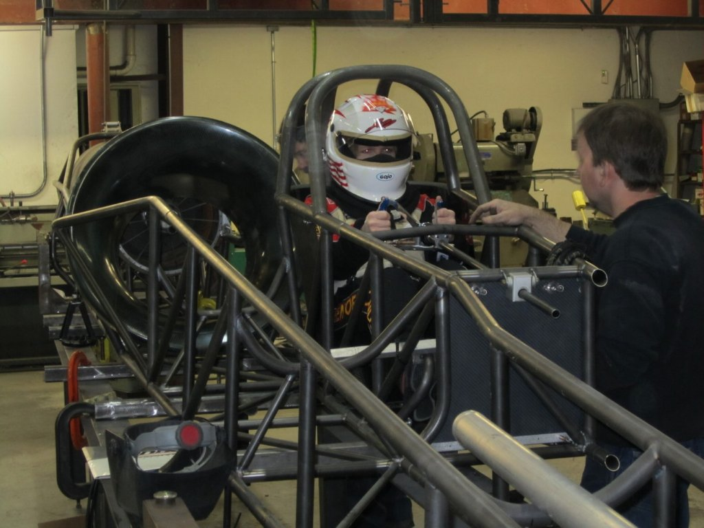 The 300-mph jet dragster proclaimed a 'true revolution.'