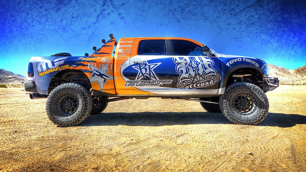 Rock and Roll Offroad does things its own way.