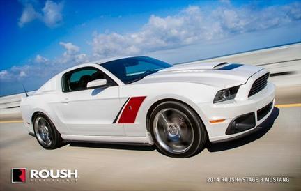 2014 Rousch Mustang