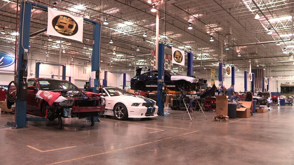 Shelby American offers 50 years of service, innovation and powerful partnerships.