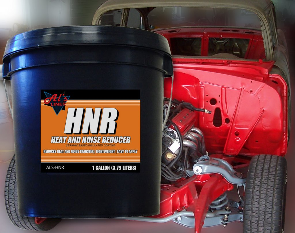 Al's Liner Heat and Noise Reducer - Auto