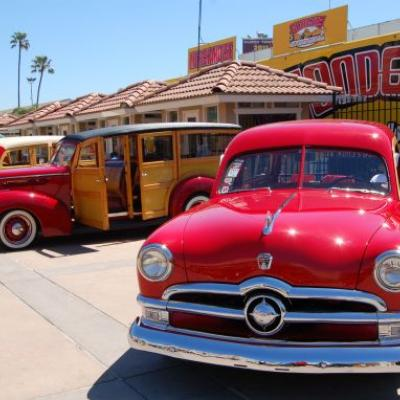 The annual Goodguys Del Mar Nationals takes place this weekend in Del Mar, California.
