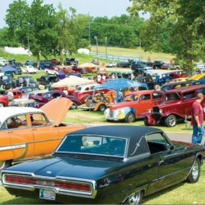 The 30th Annual Mid-America Street Rod Nationals Plus is set for May 24-26 at Ozark Empire Fairgrounds in Springfield, Mo.
