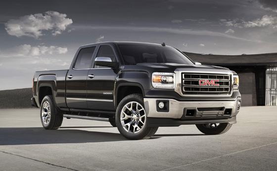 2014 GM 1500
