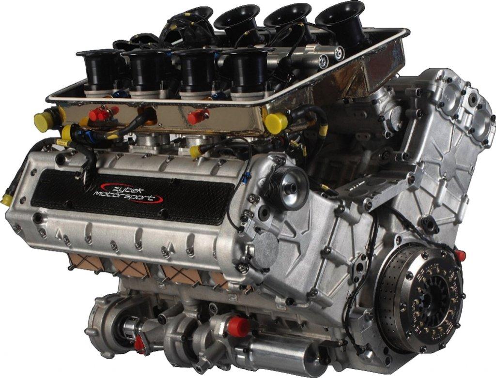 LMP1 Zytek Engine