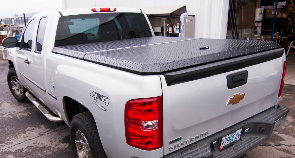 Highway Products Truck Tonneau Cover