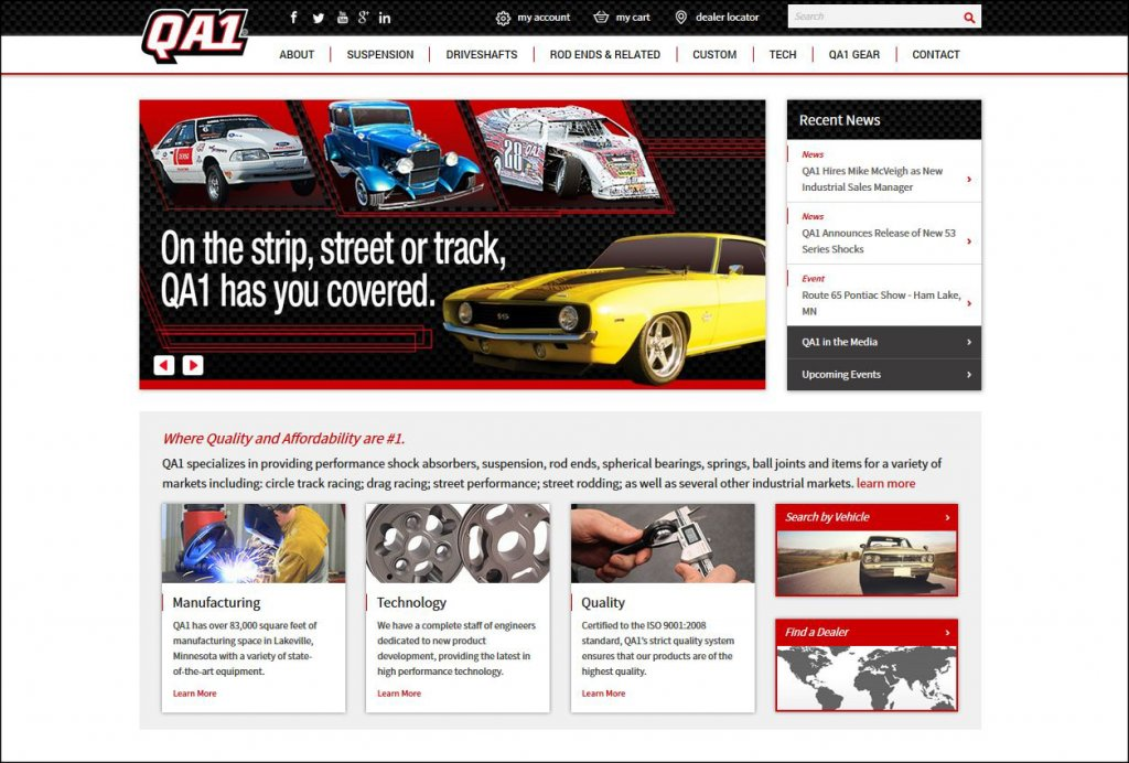 QA1website