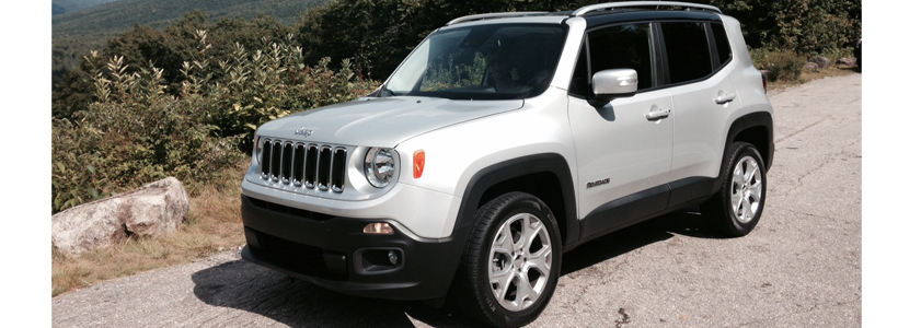 2015 Jeep Renegade Limited Edition