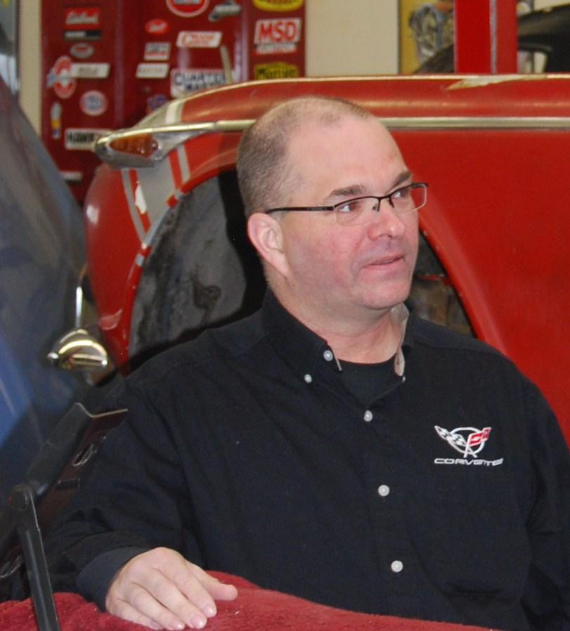 New Motorama promoter Rick Paulick.