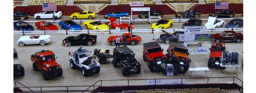 NEW Motorama Motorsports Expo