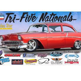 Tri-Five Nationals banner