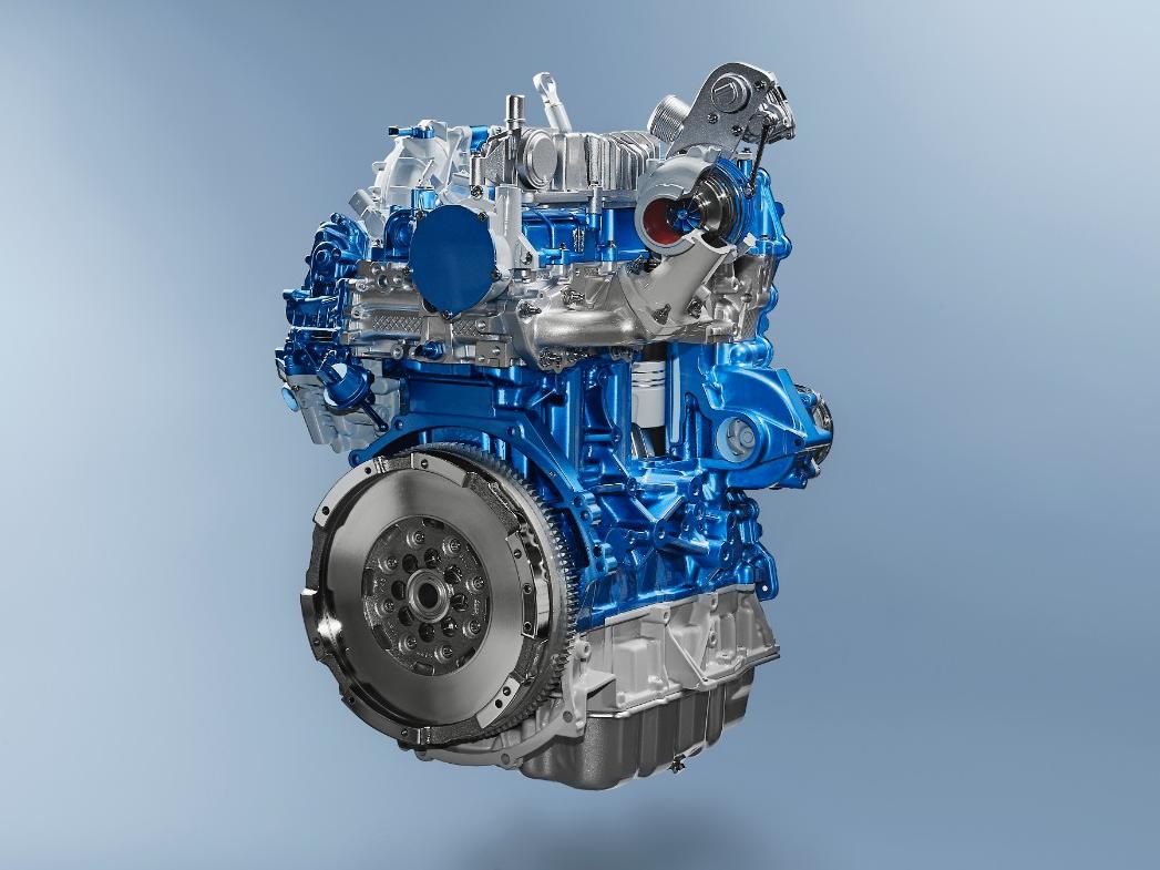 Ford EcoBlue engine