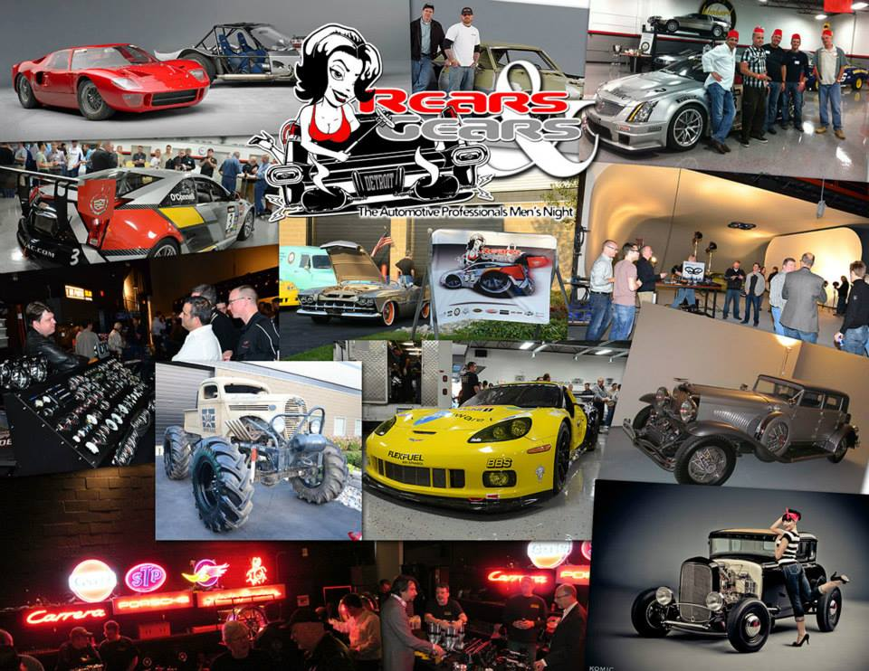 Images from Rears & Gears 2015