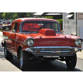 DEI's first-ever Cruise-In event was held on June 18 at its headquarters in Avon Lake, Ohio