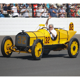 Marmon Wasp before the 100th running of the Indy 500