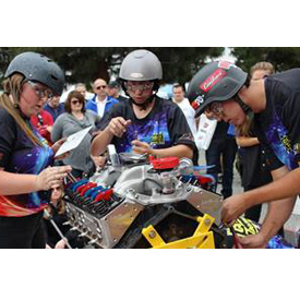 Hot Rodders of Tomorrow competition