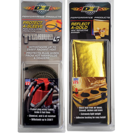 DEI is now offering two new thermal protection products at AutoZone stores nationwide.