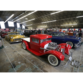 Image from the 2016 Grand National Roadster Show