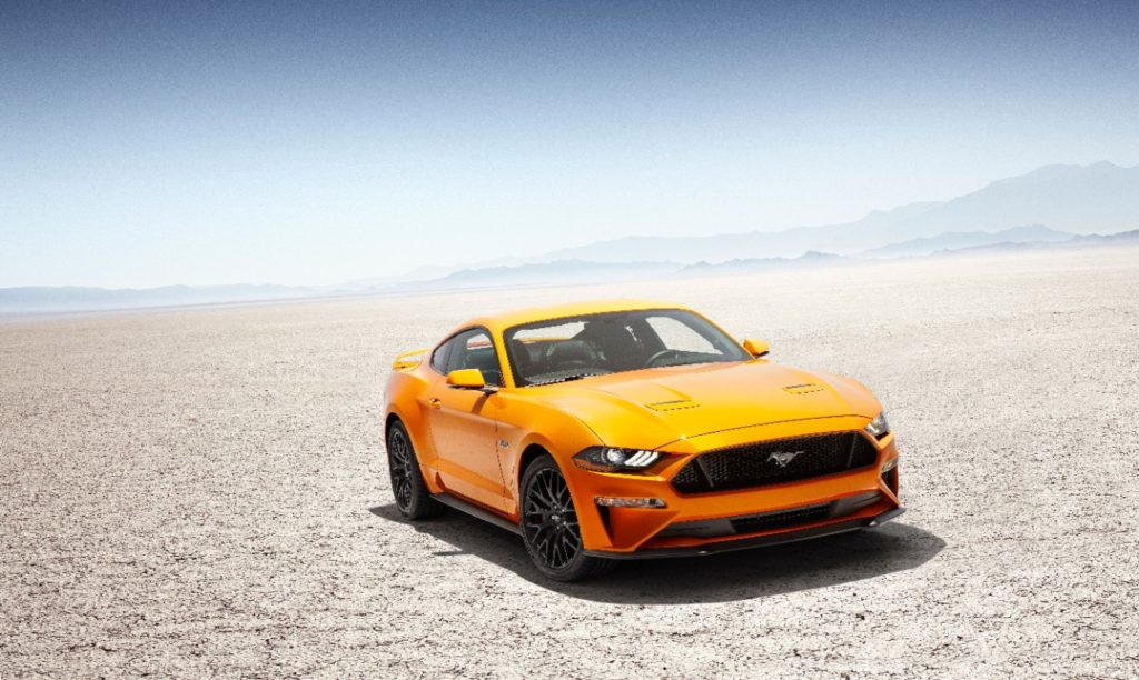 A 2014 FORD MUSTANG GT Tuning Motorsports CAR POSTER Multiple Sizes