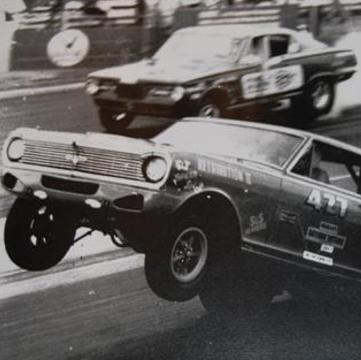 SEMA Pioneers: Nickey Chevrolet and Bill Thomas Race Cars - THE SHOP  Magazine