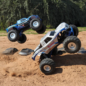 Rears & Gears will feature a terrain park where attendees can drive the latest Traxxas R/C vehicles