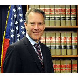 New York Attorney General Eric T. Schneiderman