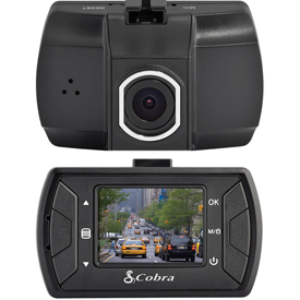 Cobra Electronics Instant Proof HD Dash Cam