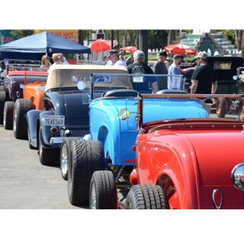 The 53rd LA Roadster Show opens this weekend Pomona, California